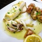 Calamares en aceite de oliva