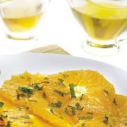 Naranjas al aceite de oliva
